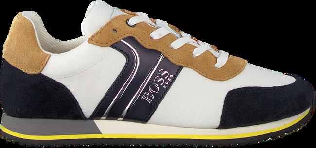 Weiße BOSS KIDS Sneaker low BASKETS  - large
