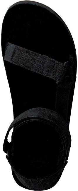 Schwarze TEVA Sandalen M ORIGINAL UNIVERSAL  - large