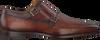 Cognacfarbene MAGNANNI Business Schuhe 18724 - small