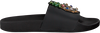 Black THE WHITE BRAND shoe PINEAPPLE  - small