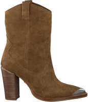 Braune BRONX Stiefeletten NEW-AMERICANA 34150  - medium