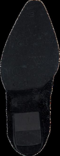 Schwarze VERTON Stiefeletten 667-004  - large
