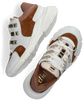Weiße CLIC! Sneaker low CL-9855  - small
