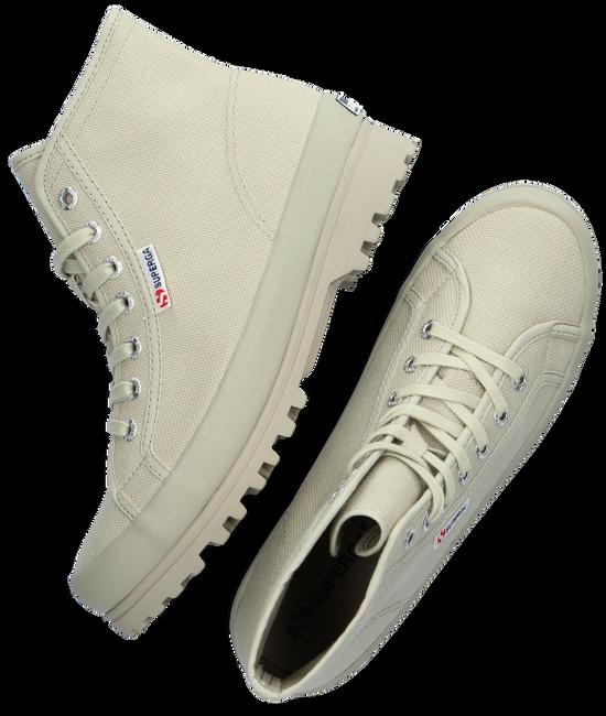 Graue SUPERGA Sneaker high 2341 ALPINA  - large