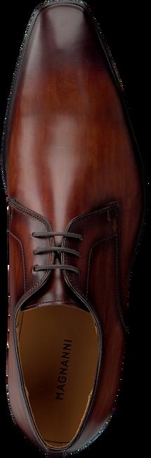 Cognacfarbene MAGNANNI Business Schuhe 22643  - large