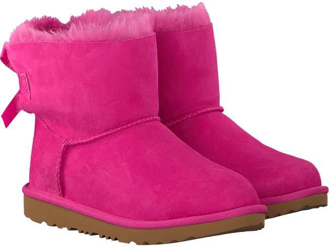 Rosane UGG Ankle Boots MINI BAILEY BOW II KIDS - large