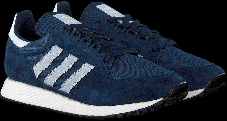 Grove Omoda Adidas Blaue Forest Sneaker QeWrdCBox