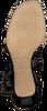 Schwarze UNISA Sandalen MALCON - small