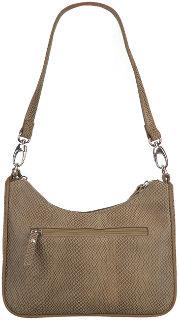 Taupe LOULOU ESSENTIELS Umhängetasche 97BAG QUEEN  - large