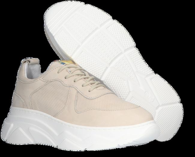 Beige RED-RAG Sneaker low 71178  - large
