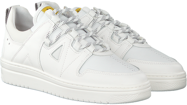 Weiße NUBIKK Sneaker YEYE ARJUN  - large