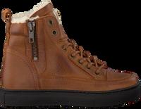 Cognacfarbene GIGA Sneaker G3341  - medium