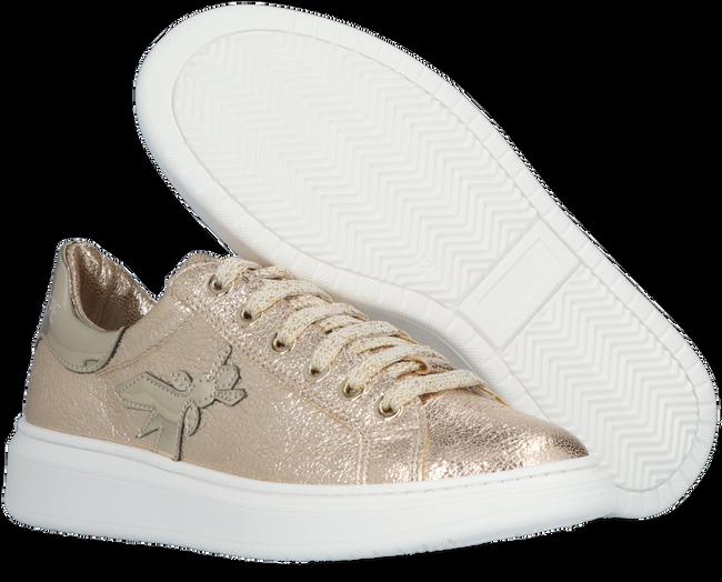 Goldfarbene PATRIZIA PEPE Sneaker low PPJ53  - large