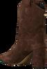 Braune FABIENNE CHAPOT Stiefeletten HUGO STAR BOOT  - small
