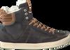 Graue BJORN BORG Sneaker KANSAS HIGH - small
