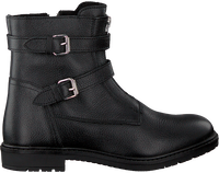 Schwarze APPLES & PEARS Biker Boots GIACINTA  - medium