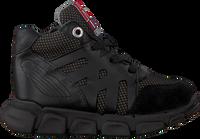 Schwarze RED-RAG Sneaker high 13159  - medium
