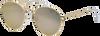 Goldfarbene IKKI Sonnenbrille VOLPE - small