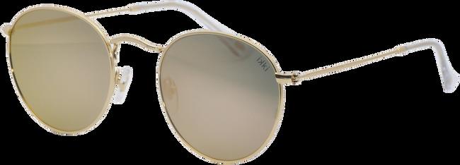 Goldfarbene IKKI Sonnenbrille VOLPE - large