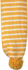 Gelbe TON & TON Schal SVEA  - small