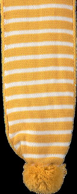 Gelbe TON & TON Schal SVEA  - large