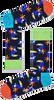 Mehrfarbige/Bunte HAPPY SOCKS Socken TOUCAN  - small