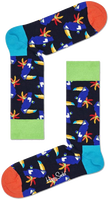Mehrfarbige/Bunte HAPPY SOCKS Socken TOUCAN  - medium