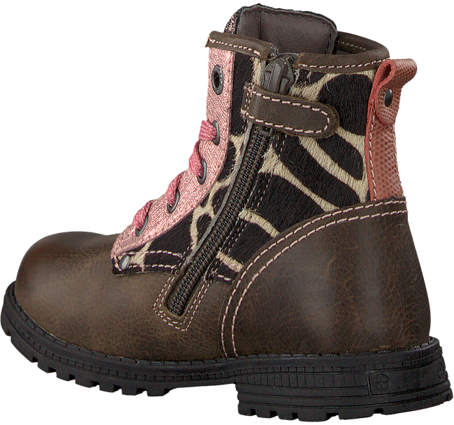 Taupe BUNNIES JR Schnürboots THIJS TROTS - large