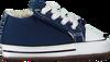 Blaue CONVERSE Babyschuhe CRIBSTER CANVAS COLOR  - small
