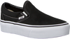 Schwarze VANS Sneaker CLASSIC SLIP-ON  PLATFORM CLAS - small