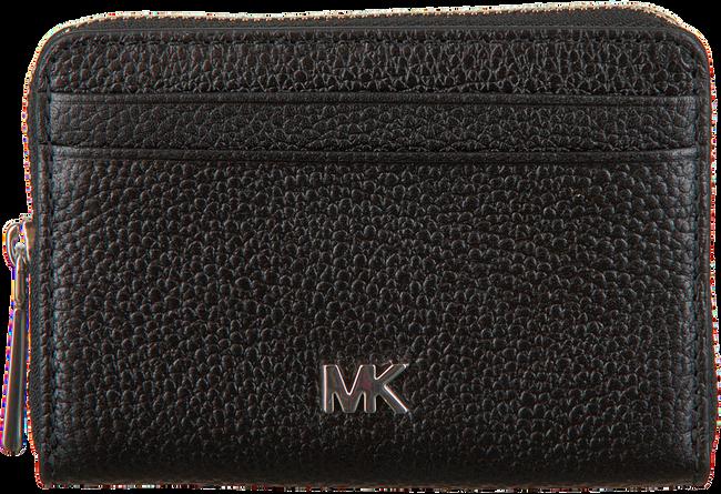 Schwarze MICHAEL KORS Portemonnaie ZA COIN CARD CASE  - large