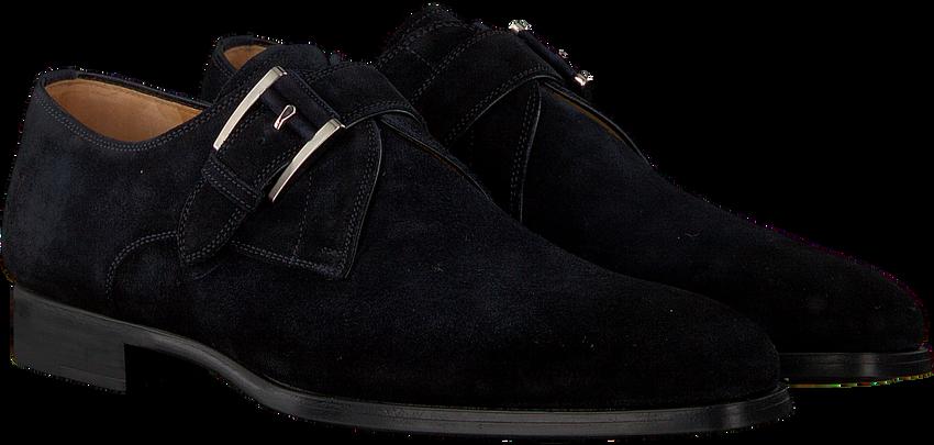 Blaue MAGNANNI Business Schuhe 19531 - larger