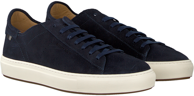 Blaue WOOLRICH Sneaker low SUOLA SCATOLA  - large