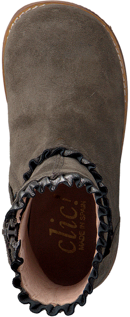 Graue CLIC! Stiefeletten 9546 - large