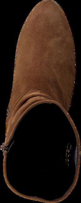 Cognacfarbene GABOR Hohe Stiefel 801.1  - large