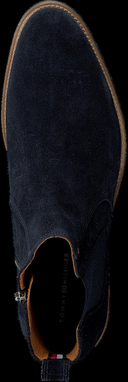 blaue tommy hilfiger chelsea boots daytona 4b. Black Bedroom Furniture Sets. Home Design Ideas