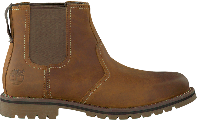 Braune TIMBERLAND Chelsea Boots LARCHMONT CHELSEA - large