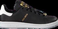 Schwarze ADIDAS Sneaker low STAN SMITH J  - medium