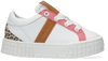 Weiße HIP Sneaker low H1804  - small