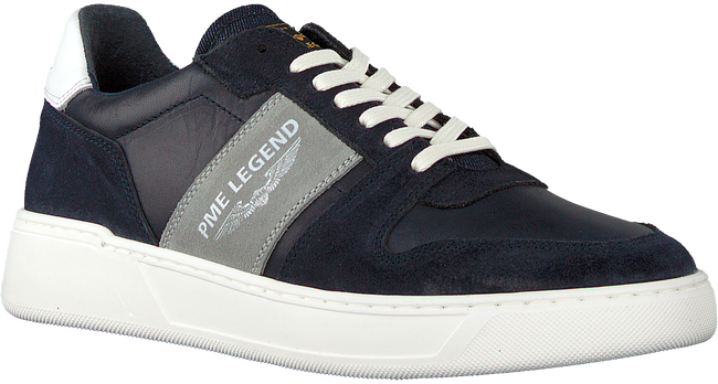 Blaue PME Sneaker low FLETTNER  - large