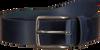 Blaue PRESLY & SUN Gürtel 40-11  - small