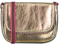 Goldfarbene LE BIG Umhängetasche TAZA BAG  - medium