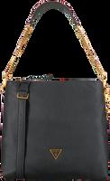 Schwarze GUESS Handtasche DESTINY HOBO  - medium
