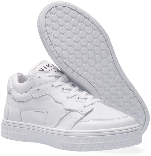 Weiße NIKKIE Sneaker low BLYTHE  SNEAKER  - large