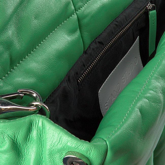 Grüne STAND STUDIO Handtasche WANDA CLUTCH BAG  - large