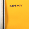 Gelbe TOMMY HILFIGER Umhängetasche COOL TOMMY MINI TRUNK  - small