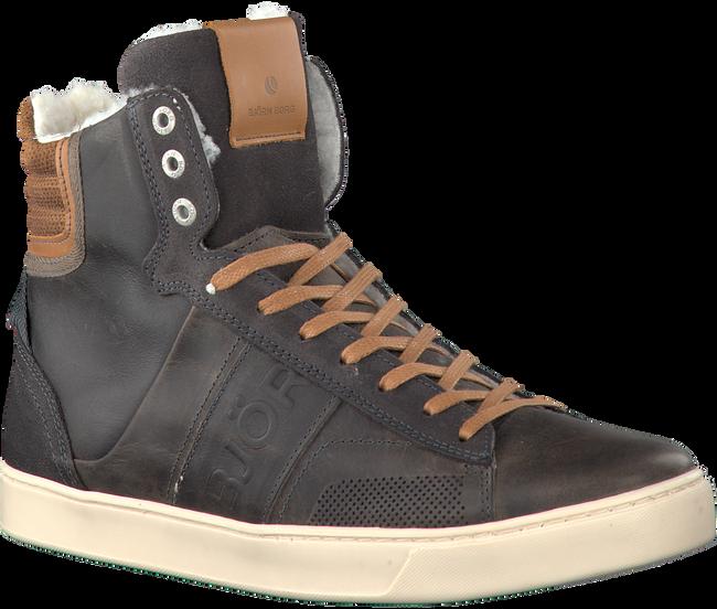 Graue BJORN BORG Sneaker KANSAS HIGH - large