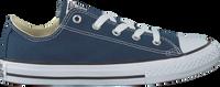 Blaue CONVERSE Sneaker CHUCK TAYLOR ALL STAR OX KIDS - medium