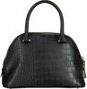 Schwarze GUESS Umhängetasche MADDY SMALL DOME SATCHEL  - small