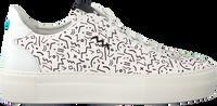 Schwarze FLORIS VAN BOMMEL Sneaker low 85297  - medium